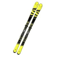 17-18 SALOMON X-MAX X10 + M XT12 155cm YELLOW/BLACK