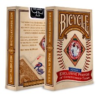 Bicycle Negro League Baseball Museum Playing Cards [並行輸入品]