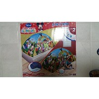 Playhut Mickey Mouse Club House Bed Tent Playhouse [並行輸入品]