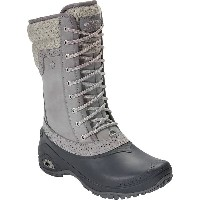 ノースフェイス レディース スキー スポーツ Shellista II Mid Boot - Women's Frost Grey/Evening Sand Pink