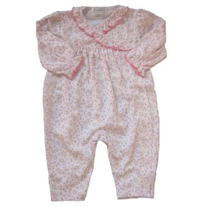 Kissy Kissy baby-girlsフェアリーランドPlaysuit 6-9 Months ピンク 4327911156