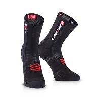 Compressport Ironman 2017 ProRacing v3 Bike Compression Socks – bshv3-im17 ブラック