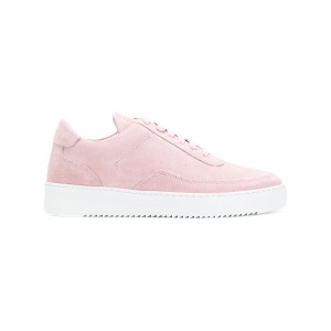 Filling Pieces レースアップ スニーカー - ピンク&パープル