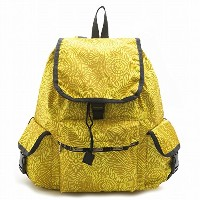 LeSportsac レスポートサック リュックサック 7839 Voyager Backpack D589 SAFFRON [並行輸入商品]