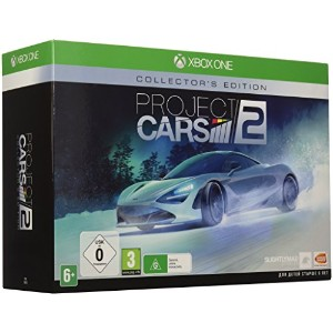 Project CARS 2 Collector's Edition (Xbox One) - UK.