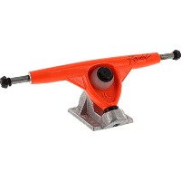Randal Trucks R II 50 Degree Neon Orange / Raw Skateboard Trucks - 180mm Hanger 9.75 Axle (Set of 2...
