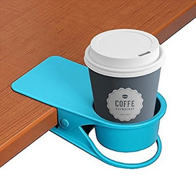 Drinking Cup Holder Clip,Clamp Home Office Table Desk Side Huge Clip,Table Desk Side Huge Clip