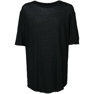 Song For The Mute plain T-shirt - ブラック