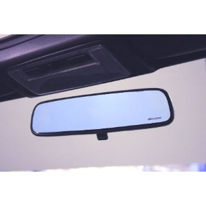 SPOON SPORTS スプーン スポーツ フィット GE8 BLUE WIDE REAR VIEW MIRROR ブルー ワイド リア ビュー ミラー 76400-BRM-000