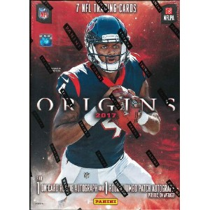 NFL 2017 PANINI ORIGINS FOOTBALL