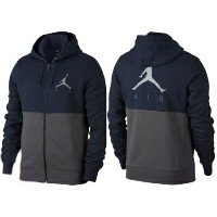 nike ナイキ 【メンズサイズ】 Jordan Jumpman Air Graphic Full-Zip Hoodie(Obsidian/Dark Grey/Reflective Silver)...