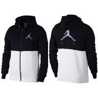 nike ナイキ 【メンズサイズ】 Jordan Jumpman Air Graphic Full-Zip Hoodie(Black/White/Reflective Silver)...