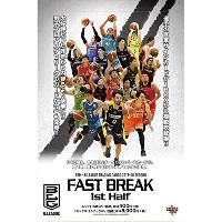 BBM×B.LEAGUE TRADING CARDS 2017-18 SEASON FAST BREAK 1st Half BOX