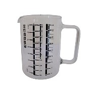 Simax Glassware 38434-cup料理とMeasuring Cup , Large
