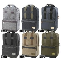 CONVERTIBLE BACKPACK【HEX】ヘックス●バックパック17AW(HX2032)*74