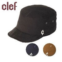 clef/クレ 帽子 キャップ #6040 WORK CAP RB3540【帽子】