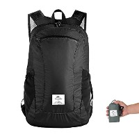 Naturehike超軽量Packable Water Resistant Hiking Daypack , Smallバックパック耐久性便利折りたたみ式for Perfect for登山バックパッキ...