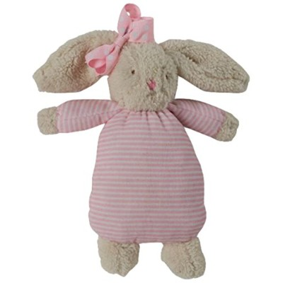 Mud Pie Bunny Bow Buddy, Pink by Mud Pie