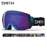 17-18 SMITH スミス I/O 7 BSF(CP Everyday Violet Mirror / CP Storm Rose Flash) スノーゴーグル (スキーゴーグル...