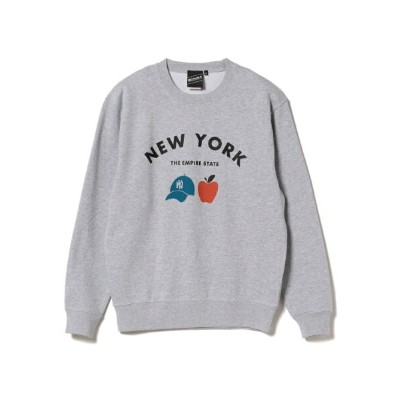 BEAMS T 【SPECIAL PRICE】BEAMS T / Newyork Crew Sweat ビームスT カットソー【送料無料】