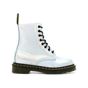 Dr. Martens Pascal レースアップブーツ - メタリック