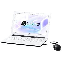 NECパーソナル PC-NS100H1W LAVIE Note Standard - NS100/H1W ホワイト