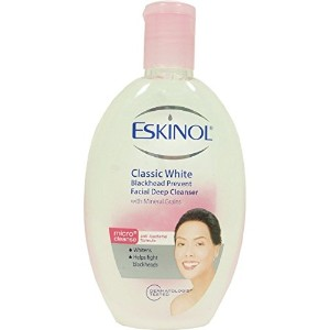 Eskinol Classic White with Mineral Grains 225ml [並行輸入品]