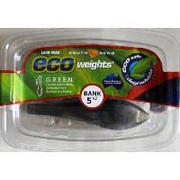 Eco Friendly Sinker non-lead Degradable各5オンス – 3 per package