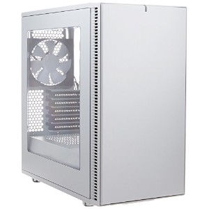 Fractal Design Define Mini C WHITE Window ミニタワー型PCケース [WHITEモデル Window] CS6888 FD-CA-DEF-MINI-C-WT-W
