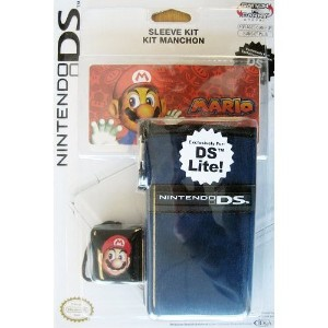 DSi and DS Lite Character Game Sleeve - Mario (輸入版)