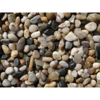 High Quality PMS0510 Polished Gravel, Mixed, 5 Pounds...
