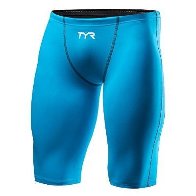TYR(ティア) TYR ティア 競泳メンズスパッツ水着 TPSM6A BL/GY TPSM6A BL/GY M
