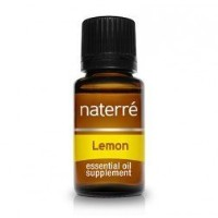 Naterre 100% Pure Essential Oil - Lemon, 5ml by Naterre