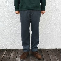 ALLEGE(アレッジ)/ WOOL ANKLE PANTS -GRAY-