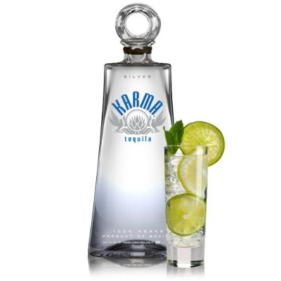 KARMA Tequila Silver 750ml (カーマ) 2本セット