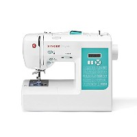 ミシンSINGER 7258 Stylist Award-Winning 100-Stitch Computerized Sewing Machine with DVD, 10 Presser...