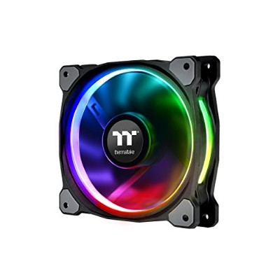 Thermaltake Riing Plus 12 RGB Radiator Fan TT Premium Edition ケースファン FN1153 CL-F059-PL12SW-A