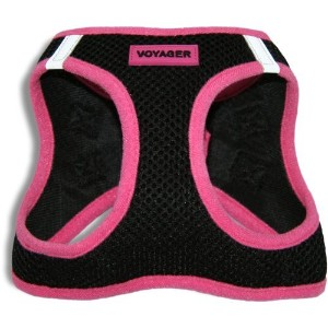 High Quality eason Pet Harness, Small, Pink