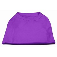 High Quality Plain Shirt, 5X-Large, Purple