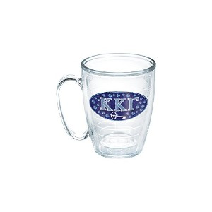Tervis Fraternityマグ、16オンス、クリア 16 oz クリア 1076231