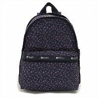 LeSportsac レスポートサック リュックサック 7812 BASIC BACKPACK E121 DITSY DANCE PARTY [並行輸入商品]