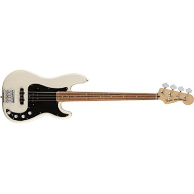 Fender エレキベース DELUXE ACTIVE P BASS® SPECIAL, PAU FERRO, OW
