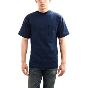 CAMBER (キャンバー) MAX-WEIGHT HEAVY DUTY S/S POCKET T-SHIRT 8oz MAX HEAVY WEIGHT COTTON 無地 ソリッド 半袖Tシャツ...
