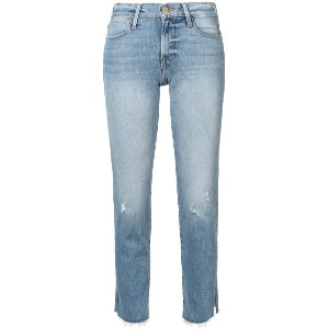 Frame Denim Le High クロップドジーンズ - Unavailable