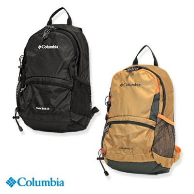 Columbia/コロンビア Castle Rock 15L Backpack/キャッスルロック15Lバックパック PU8036