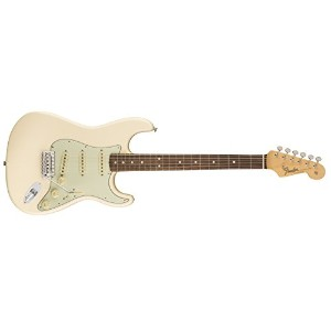 Fender エレキギター American Original `60s Stratocaster®, Rosewood Fingerboard, Olympic White