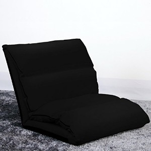 Beanbag、Collapsible Individualソファコンピュータチェア和式背もたれデッキチェア ( 色 : #5 )