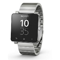 Sony Smartwatch 2 Metal Band - Silver