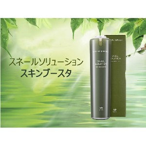 [NATURE REPUBLIC]カタツムリソリューションスキンブースター(Snail Solution Skin Booster)