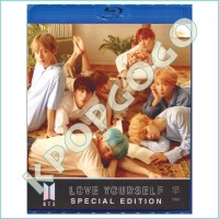 K-POP Bluray【韓流DVD】BTS★防弾少年団★WINGS SPECIAL EDITION『LOVE YOURSELF』★【TV・PV・ETC.】☆bluray_bts13